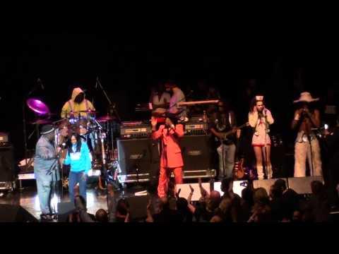 George Clinton and P-Funk- Keswick Theater 2012