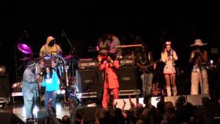 George Clinton and P-Funk- Keswick Theater 2012