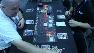Gen Con 50 Coverage 27: Crafty Games Demo Mistborn: House War