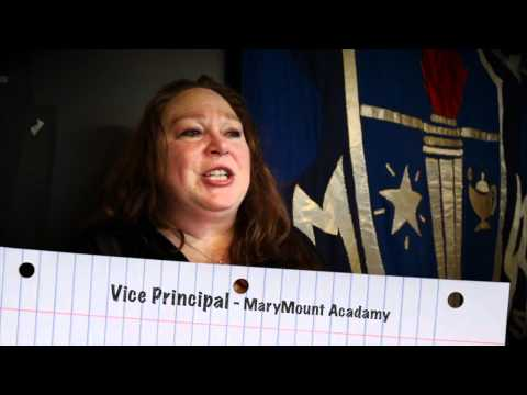 Marymount Academy Music with Meaning Testimonial