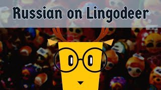 Three days of learning Russian on Lingodeer [Native speaker tries #20]