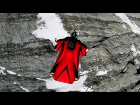 British Stuntman Killed in Swiss Alps During Wingsuit Flight