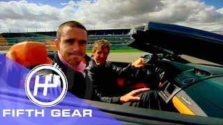 Fifth Gear How To Drive Like A Race Car Driver With Kevin Peterson смотреть