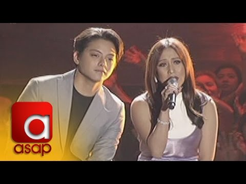 ASAP: Daniel and Jolina sing