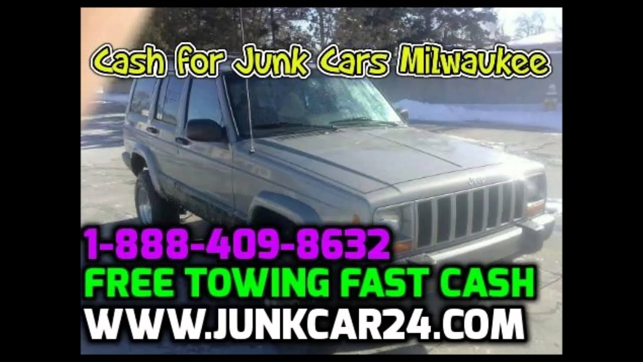 We Buy Junk Cars Milwaukee WI Cash for Junk Cars Milwauee Sell My ...