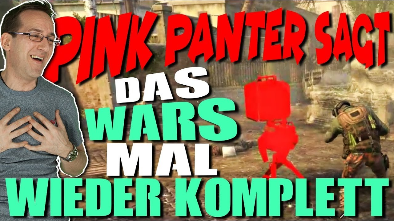 Black Ops 2 Pink Panter Sagt Das Wars Mal Wieder Komplett Bo2