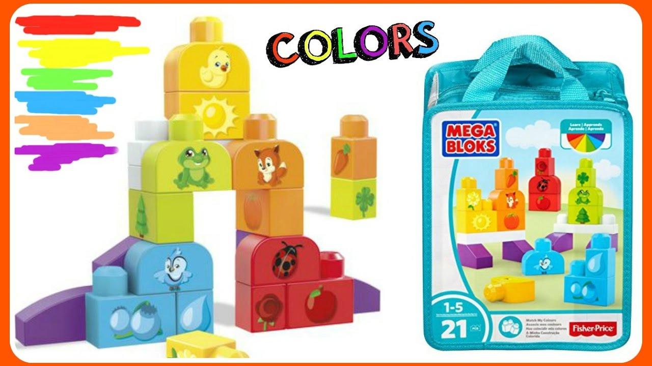 Construction & Building Toys Mega Blocks Educational Toys