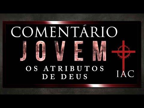 """Jovens Calvarianos  Comentando O Livro de A.W Pink """"Os Atributos de Deus"""""""