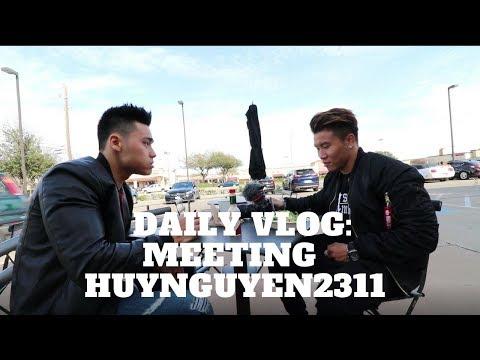 Gặp Huy Nguyen2311 | Đi Chợ Mua Gì | Shoulder Workout