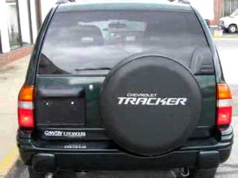 Sold 2004 chevrolet tracker lt 4x4 03246 irwin motors for Irwin motors laconia nh