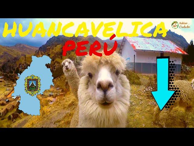 🍂 HUANCAVELICA 🤠 Tierra del Mercurio | Belleza ANDINA del Perú 🌄