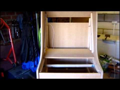 Neg's Cabinet  Part 5 (T-Molding)