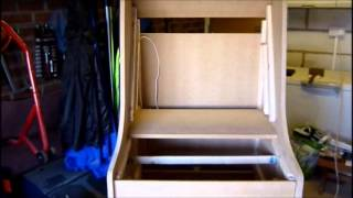 Neg's Cabinet. Part 5 (t-molding)