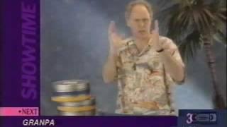 John Lithgow   LA Story & The Missing Scene   Showtime   Promo   1992