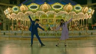 [Ep18] Kai(EXO)&Jaekyung(Rainbow) dance in 'The Miracle we met' drama final episode . La La Land 😍