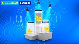 Máy lọc không khí Samsung: 3 màng lọc bụi vượt trội • Điện máy XANH