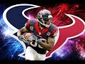 Andre Johnson Tribute To Houston Texans ||