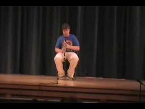 Mario Bros. Theme - North Middle School Talent Show 2008