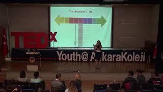 TEDxYouth@AnkaraKoleji Seda Genç