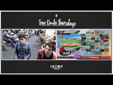 True Combo Thursdays #1: FAD   Nicko (SHULK) vs SCB   NCJacobT (RYU)