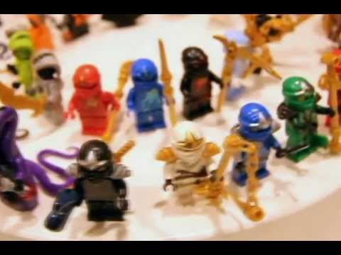 spielevorstellung 2012 lego ninjago neuheiten news - youtube