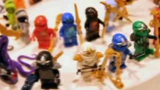 Spielevorstellung 2012 Lego Ninjago Neuheiten News