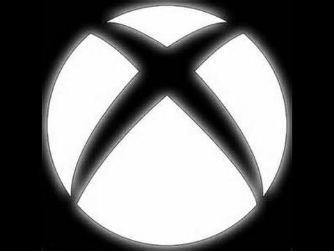 xbox logo black and white - photo #27