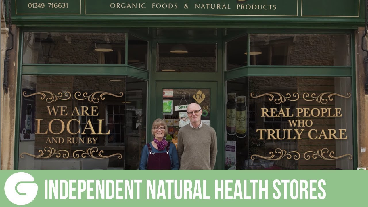 Independent Natural Health Stores