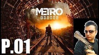 Let's Play Metro Exodus Part 1