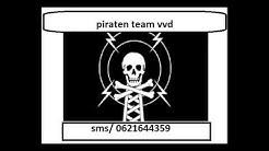 Live stream piraten team VVD vol op volume draaien