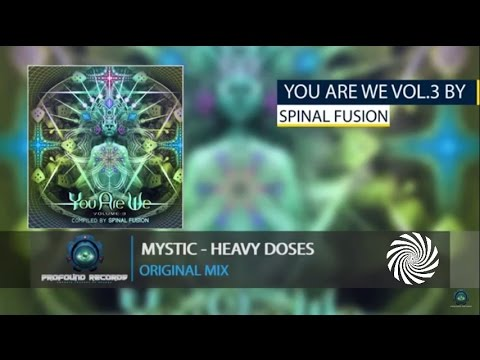 You Are We Vol.3 Compiled By Spinal Fusion - Minimix