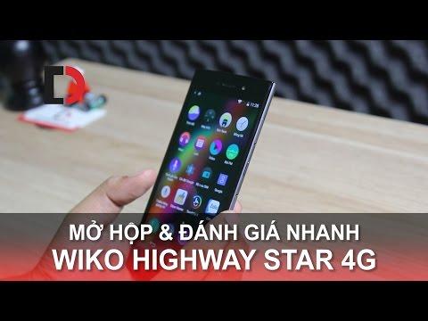 Di Động Việt - Đánh giá WIKO HIGHWAY STAR 4G - Mỏng, nhẹ, mà ngon không ngờ