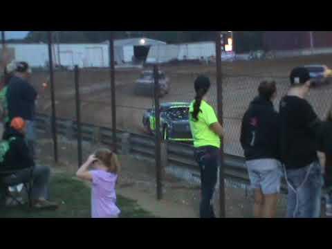 Charleston Speedway Factory Stock Heat 2 August 26 2017