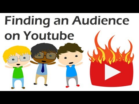 How to Find an Audience on Youtube - The Problem of Discovery