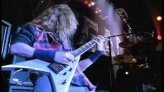 Megadeth - Skin Of My Teeth [Live 1992]