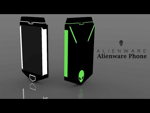 Alienware Gaming Mobile Phone || Concept