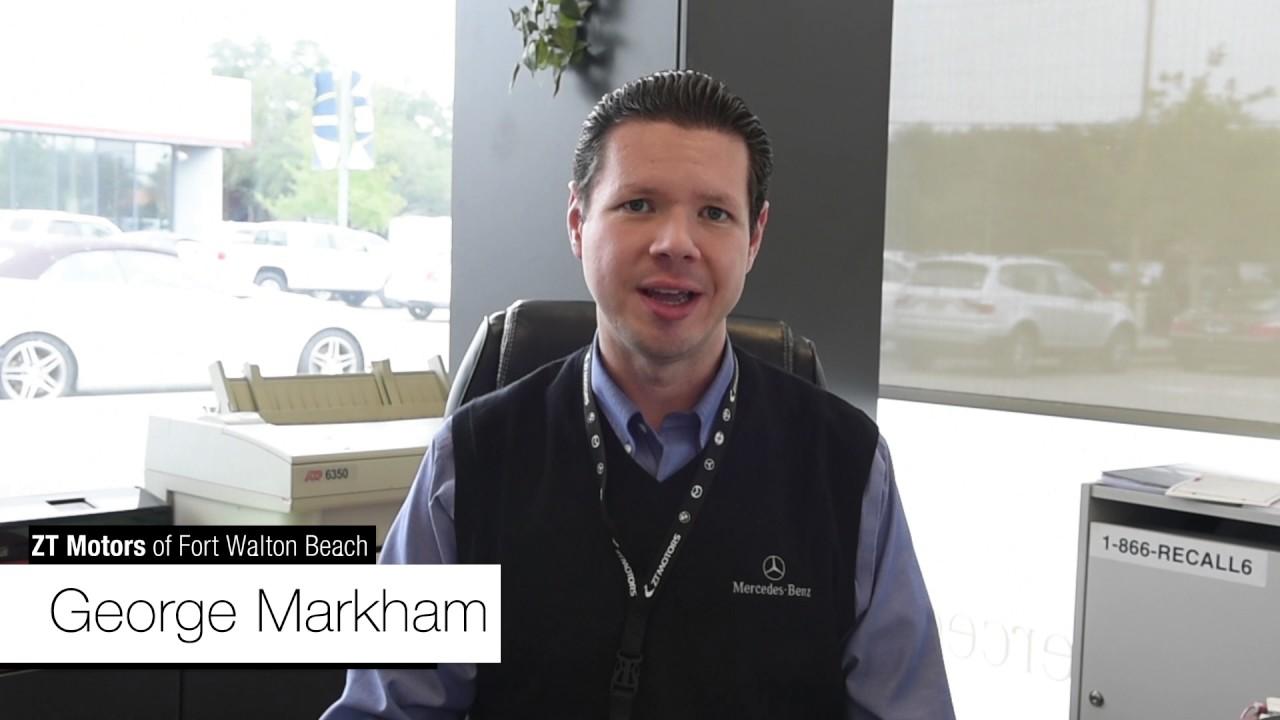 zt motors mercedes benz finance manager george markham youtube. Black Bedroom Furniture Sets. Home Design Ideas