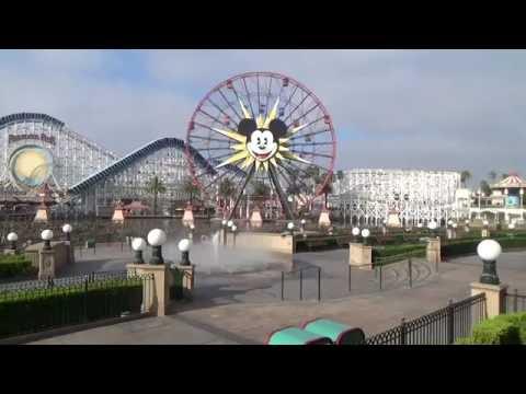 Disney California Adventure Park Paradise Pier