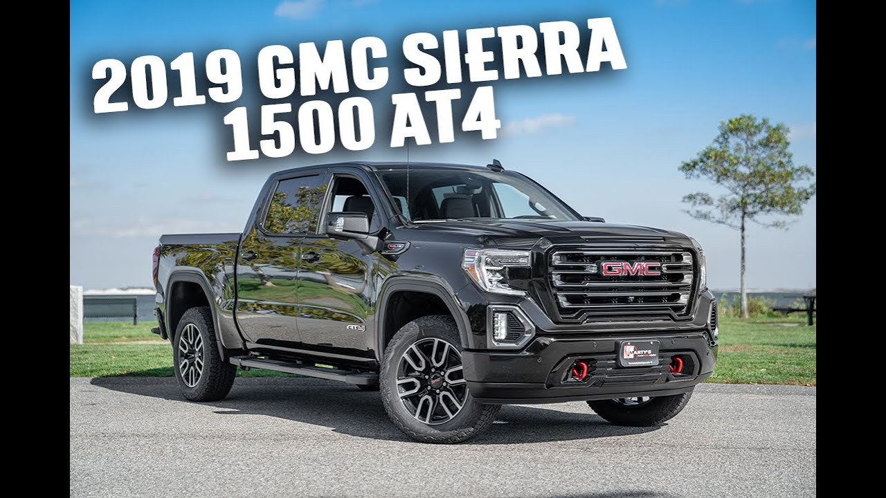 2019 Gmc Sierra 1500 At4 This Is It