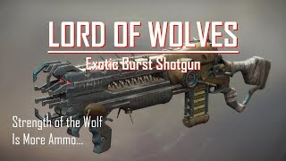 Pretty. Powerful. - Lord Of Wolves - PVP PVE Gameplay Review.