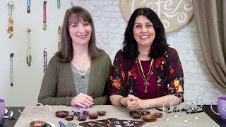 Artbeads Cafe - Earring-Making Party with Cynthia Kimura and Cheri Carlson