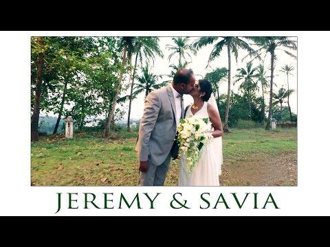 JEREMY & SAVIA | Wedding Teaser | Ignatius Studioz
