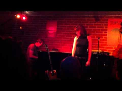 Ari Hoenig on piano (!!!) feat. Anne Sila