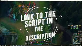League Of Legends Script Hilesi 2019 - Travel Online