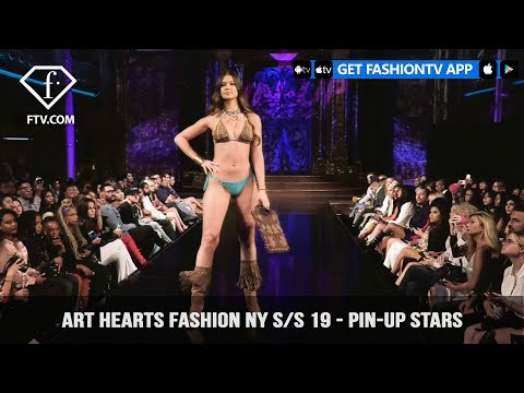 Art Hearts Fashion NY S/S 19
