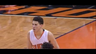 Devin Booker career high 32 points vs Pacers - highlights | 20 Jan 2016