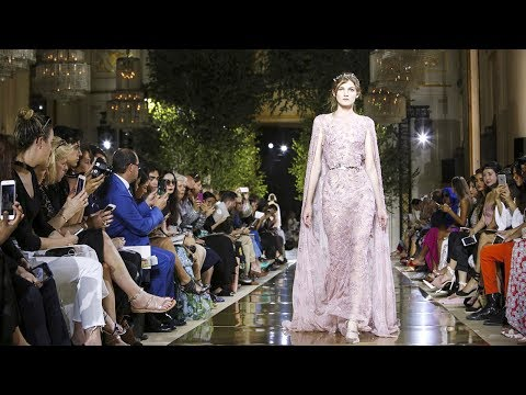 Zuhair Muhad | Haute Couture Fall Winter 2017/2018 Full Show | Exclusive