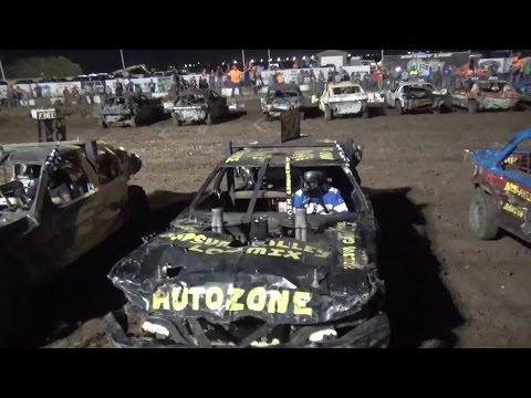 Demolition Derby *CRASHTOBERFEST1* Salina Speedway 10-15-16 Mods