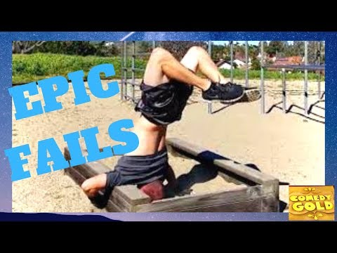 Funny Fails #21 || May 2019 || Comedy Gold