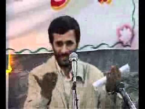 IRAN President Ahmadinejad - Campaign Speech in Qom prior to Elections